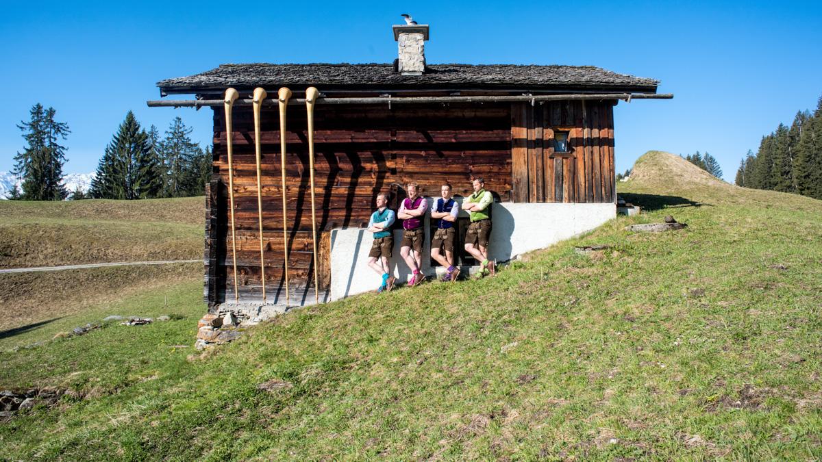 Montafoner Alphornfreunde