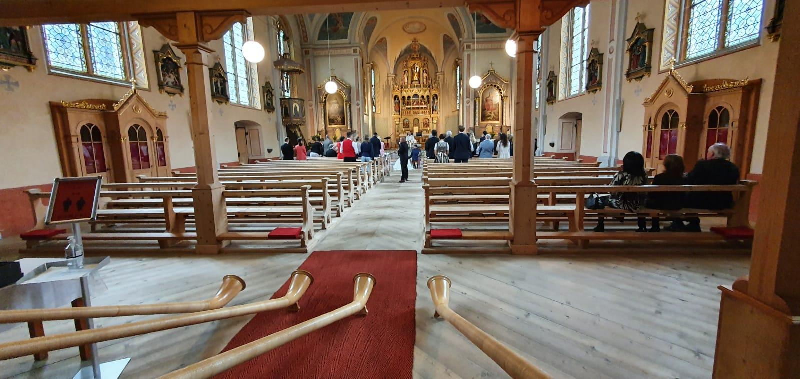 Kirche Gaschurn