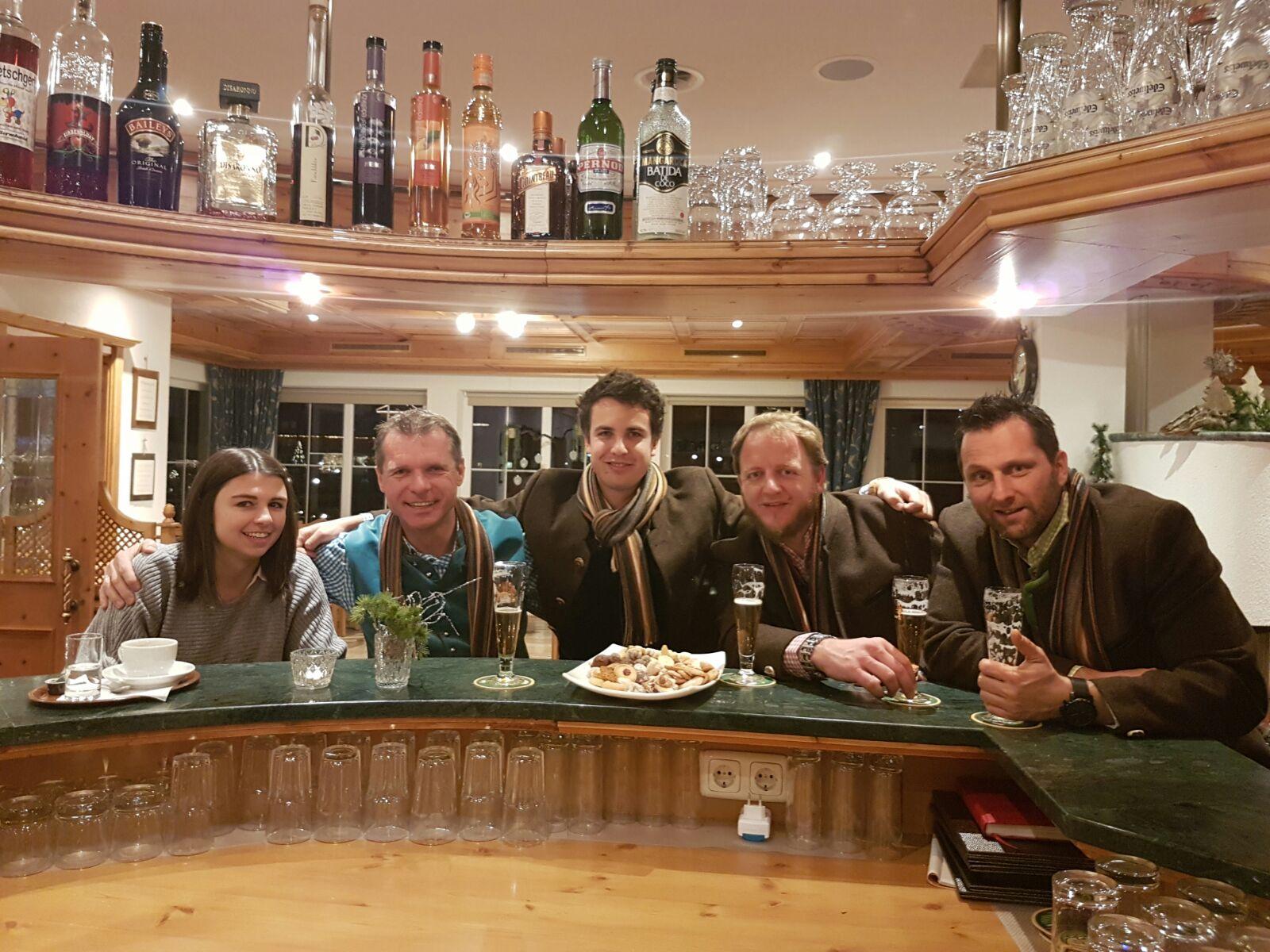 Silbertal, Hotel Hirschen
