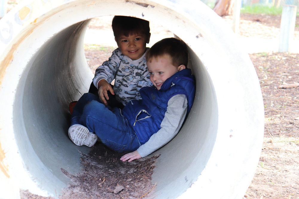 Children Playing Outdoors Blog