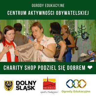 Charity shop / sklep społeczny