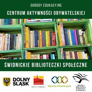Biblioteki społeczne w Świdnicy