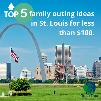 Top 5 Family Outings in St. Louis for le