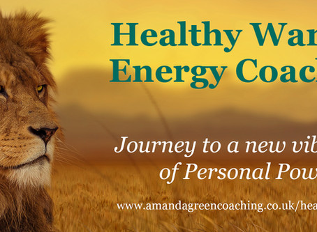 Healthy Warrior, Solar Plexus Chakra & Your Personal Power!