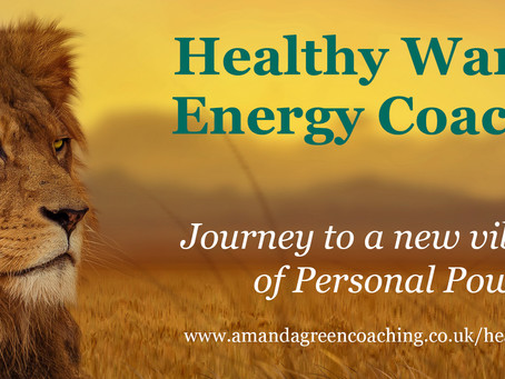 Healthy Warrior, Solar Plexus Chakra & Your Personal Power!