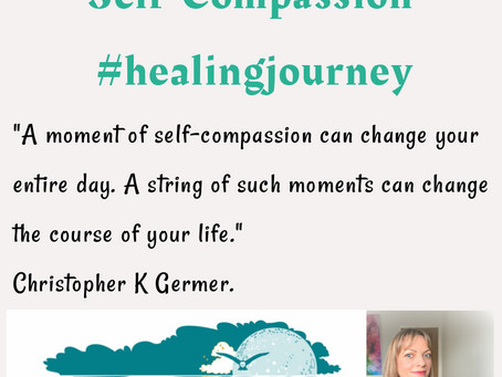 Anger, Anxiety & Self-Compassion
