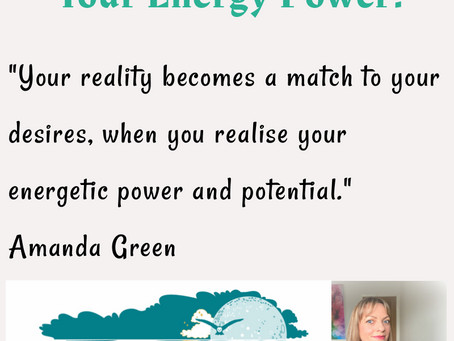 Your Energy Power!