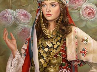 Bulgarian Traditional Costume