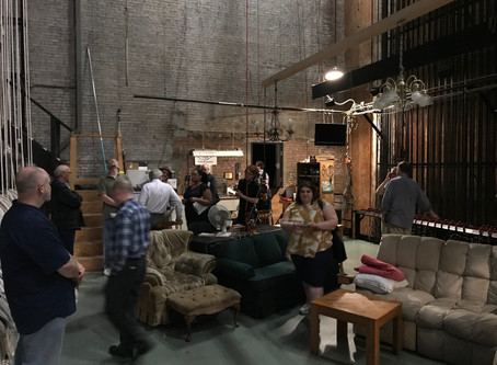 Pittsburgh Theatre & Archives Tour - May 19, 2018