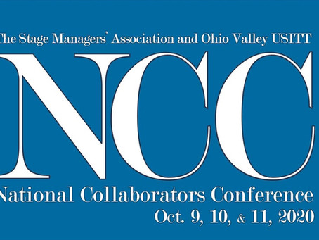 National Collaborators Conference: Virtual in October