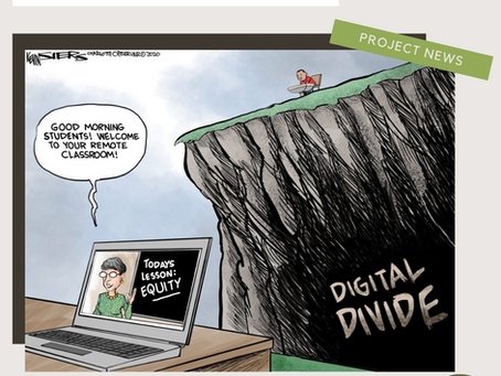 Are we aware of the Digital Divide? And of its effects?