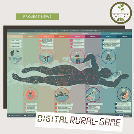 Have you heard about the European Digital Competence Framework?