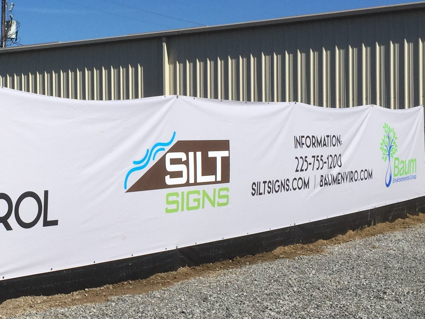 Silt Signs 1