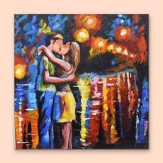 Romantic Couple Love Paintings