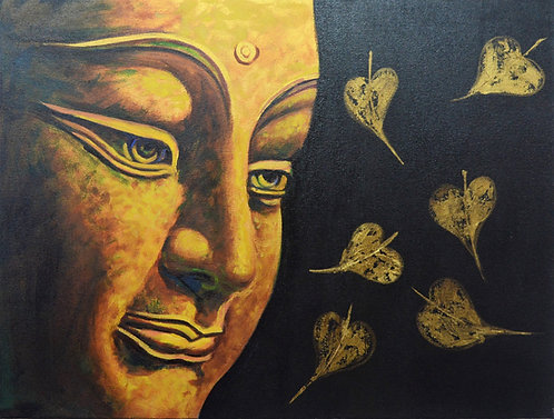 Buddha paintings 7