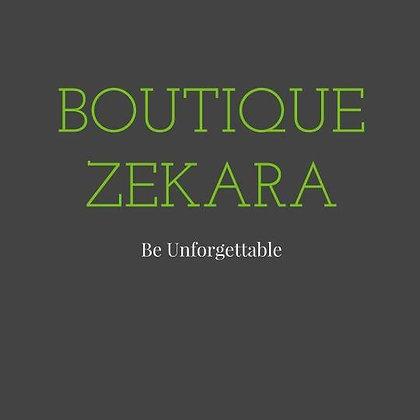 Boutique Zekara