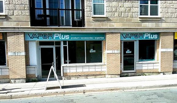 Vapour Plus
