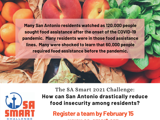 SA Smart Announces 2021 Challenge Topic