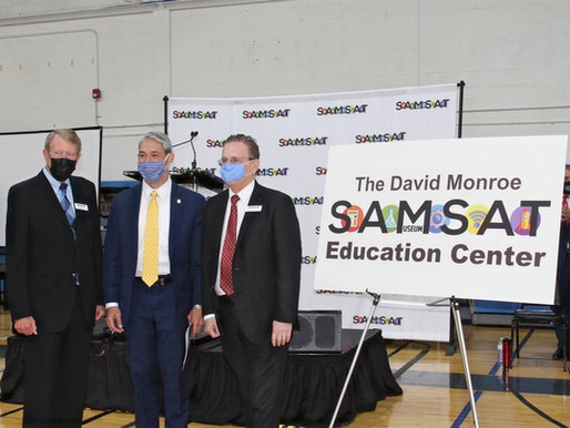 The David Monroe Education Center: Fueling the Future of San Antonio