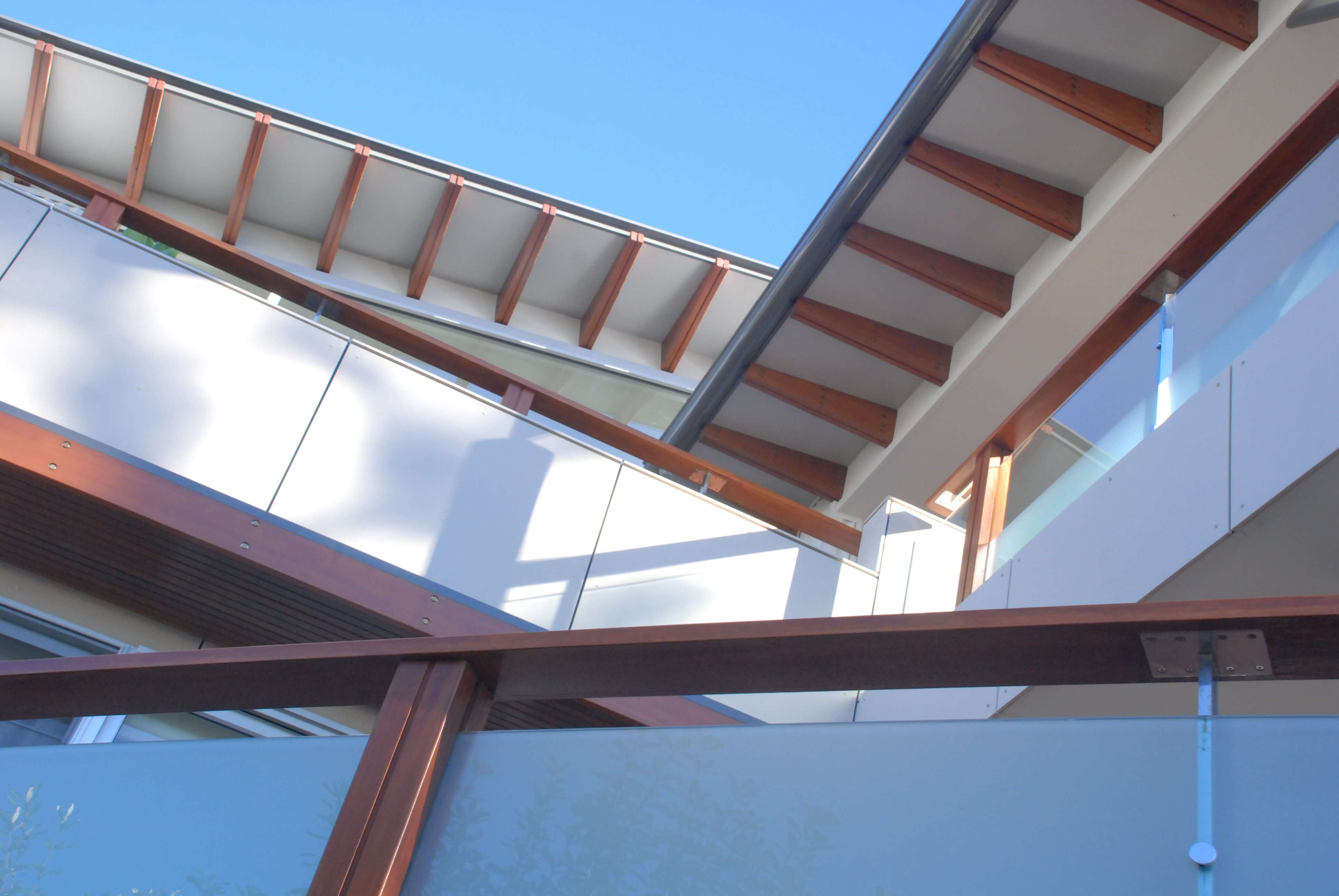 BlairBuild Kilcare Beach House Eaves