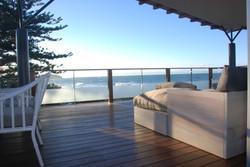 BlairBuild Kilcare Beach House Deck