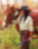 cowgirl | saddle | mare