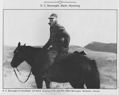 E.C. Burroughs on horse.jpg