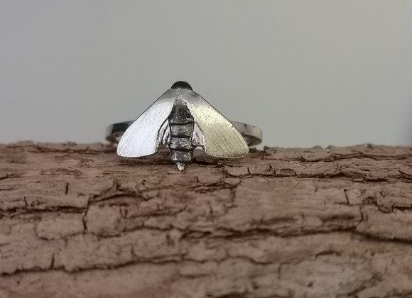 Nattfly mini ring