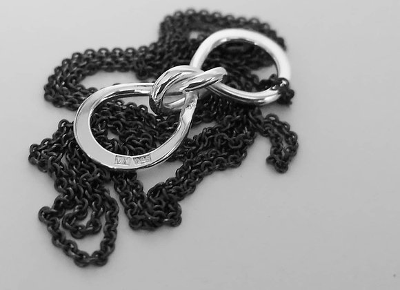 KNOT FOREVER halsband