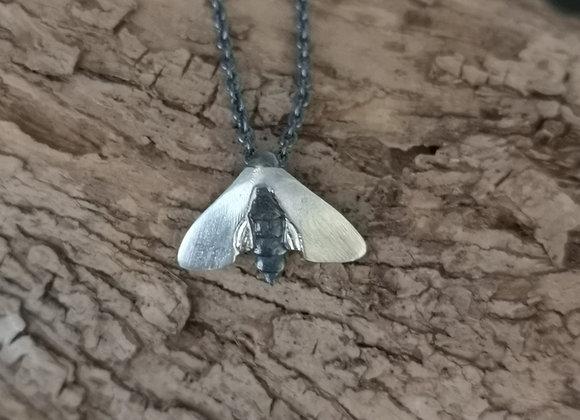 Nattfly mini halsband