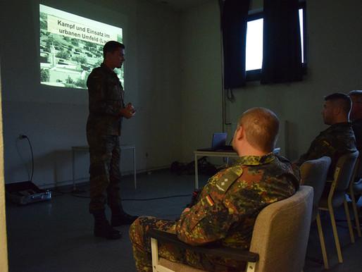 Erstes virtuelles Ausbildungsmodul im internen Bereich verfügbar