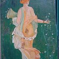 La déesse de l'agriculture et des moissons