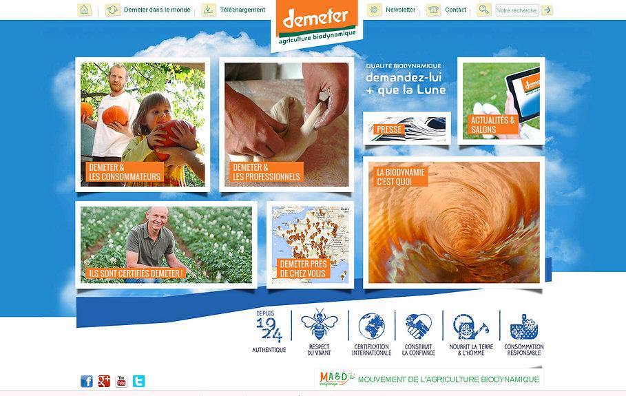Agriculture bio dynamique