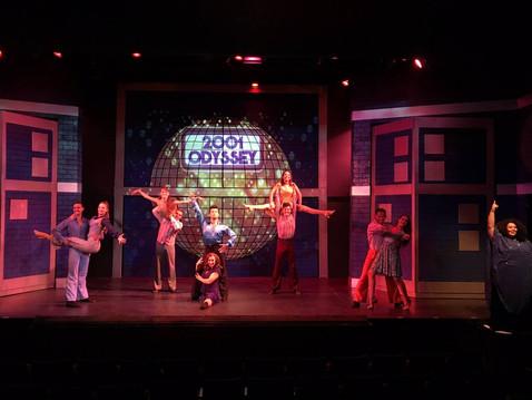 Saturday Night Fever at Stage Door Theatre, 2017