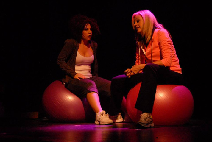 Liz in High Fidelity at Slow Burn Theatre Company, 2014