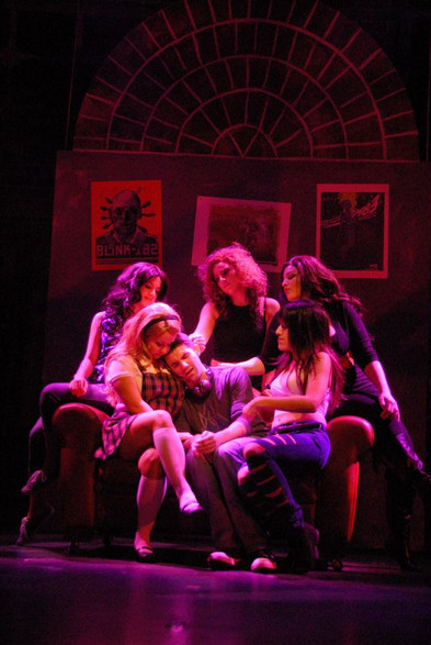 High Fidelity at Slow Burn Theatre Company, 2014