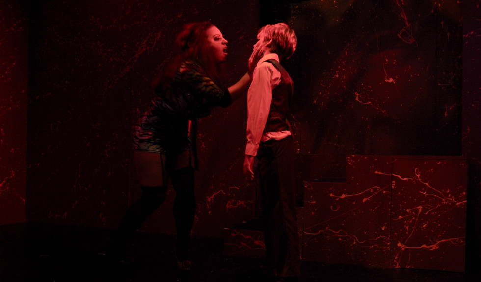 Acid Queen in The Who's Tommy at Outre Theatre Company, 2016