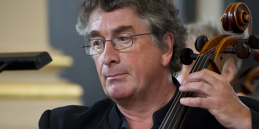 VaCO Cello Masterclass with Stephen Orton