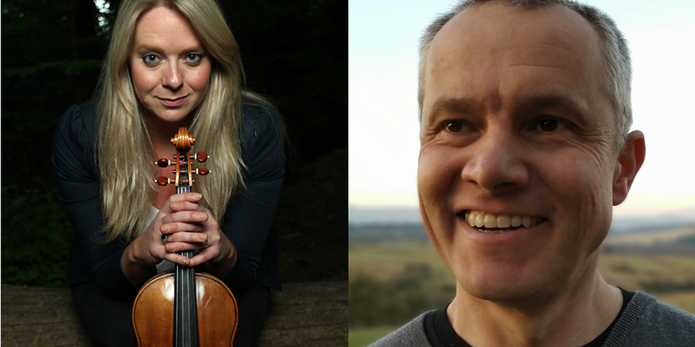 VaCO's Violin Masterclass with Charlotte Scott & David Routledge (Postponed)