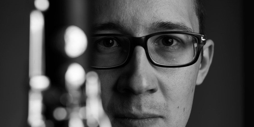 VaCO Clarinet Masterclass with Thomas Verity