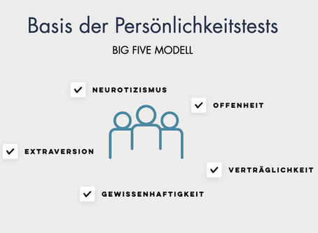 Die BIG FIVE - Das Gerüst unserer Persönlichkeit