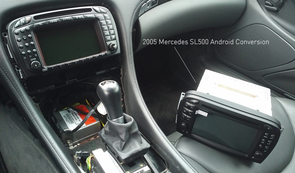 SL500Androidconversion