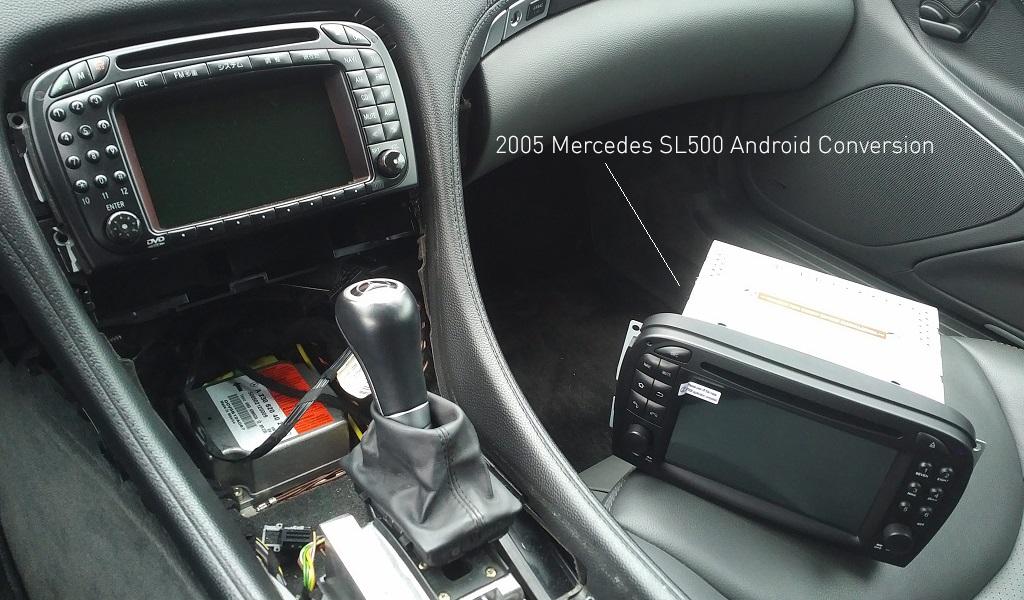 SL500Androidconversion