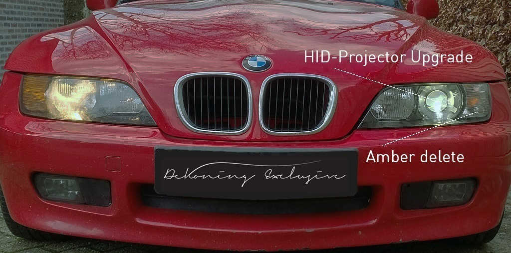 HID Projector Upgrade