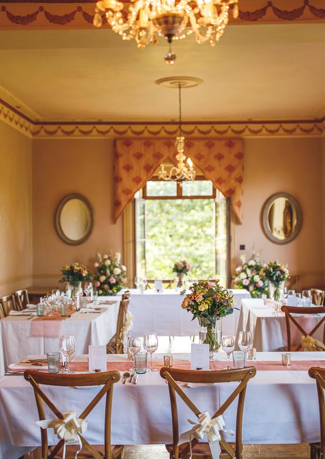 Petite Wedding Wedding Breakfast