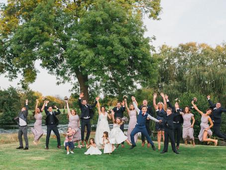 Intimate Weekend Weddings at Pauntley Court
