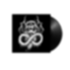 scorn of creation, skull, snake, serpent, metal, death metal, vinyl, album cover