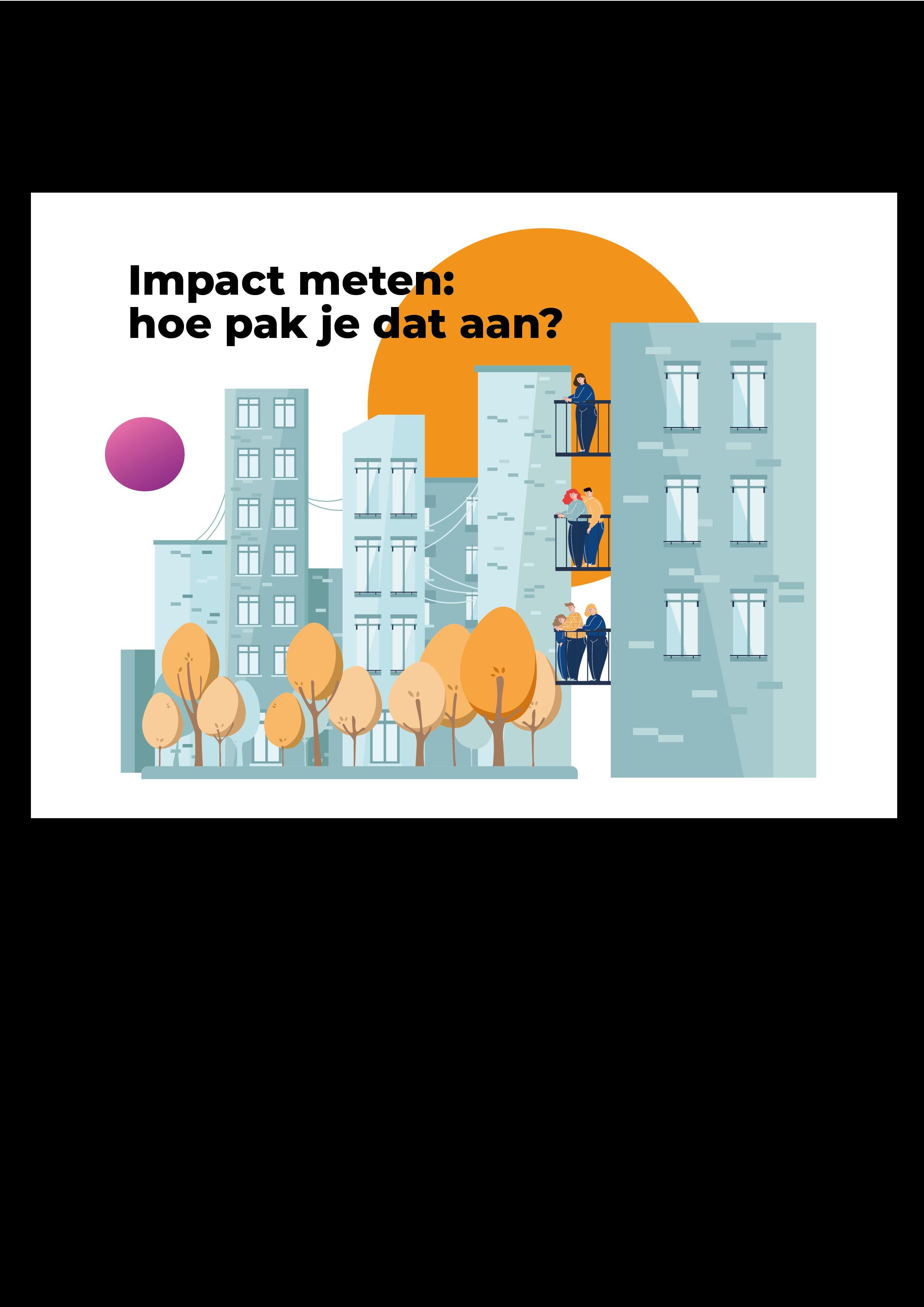 Impact meten voor sociale ondernemingen