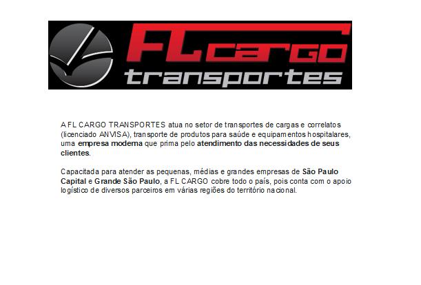 Atendimento Tel.: 112063.0693 Tel.: 112219.1810 flcargo@flcargo.com.br