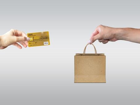 O papel impresso ainda é regra no comércio eletrônico